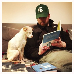 Mark & CBV reading